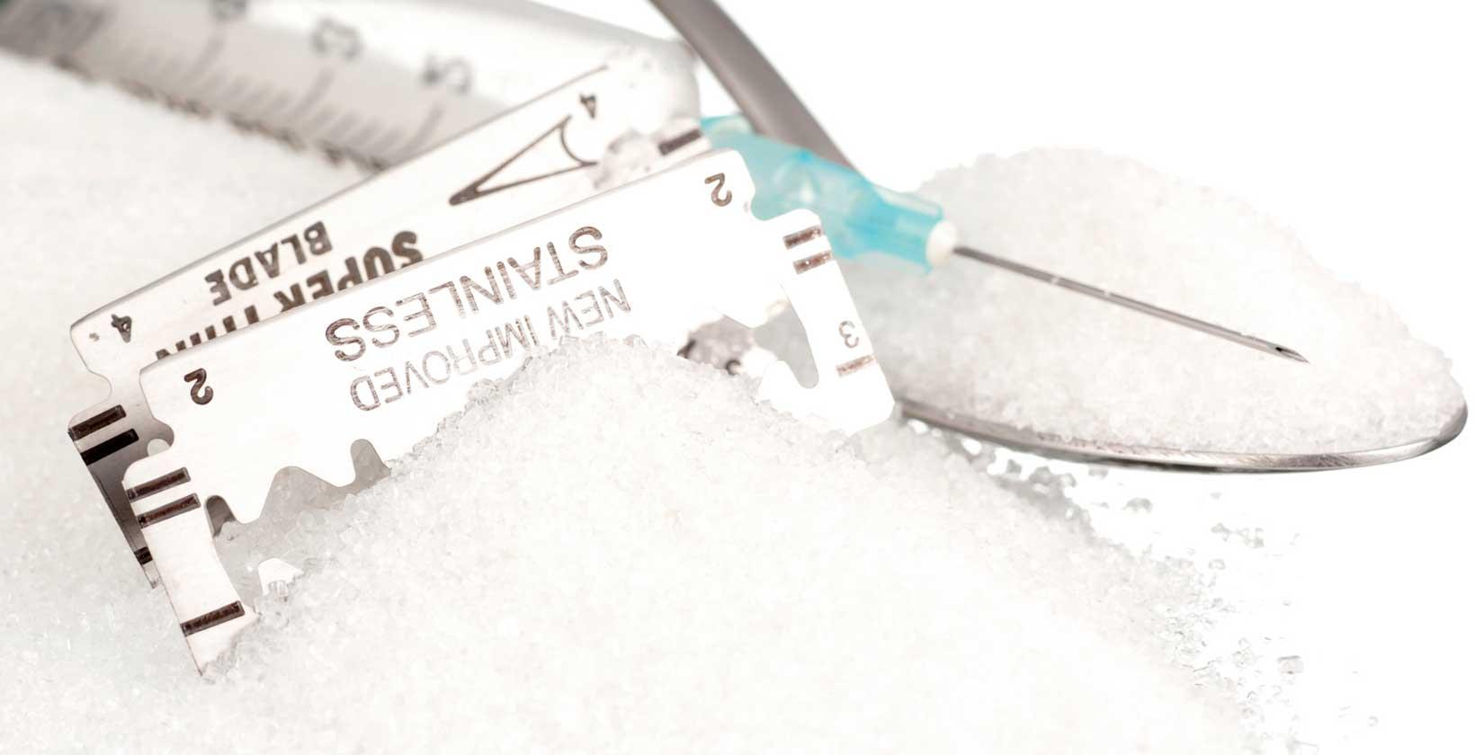 Det vita giftet - bli sockerfri