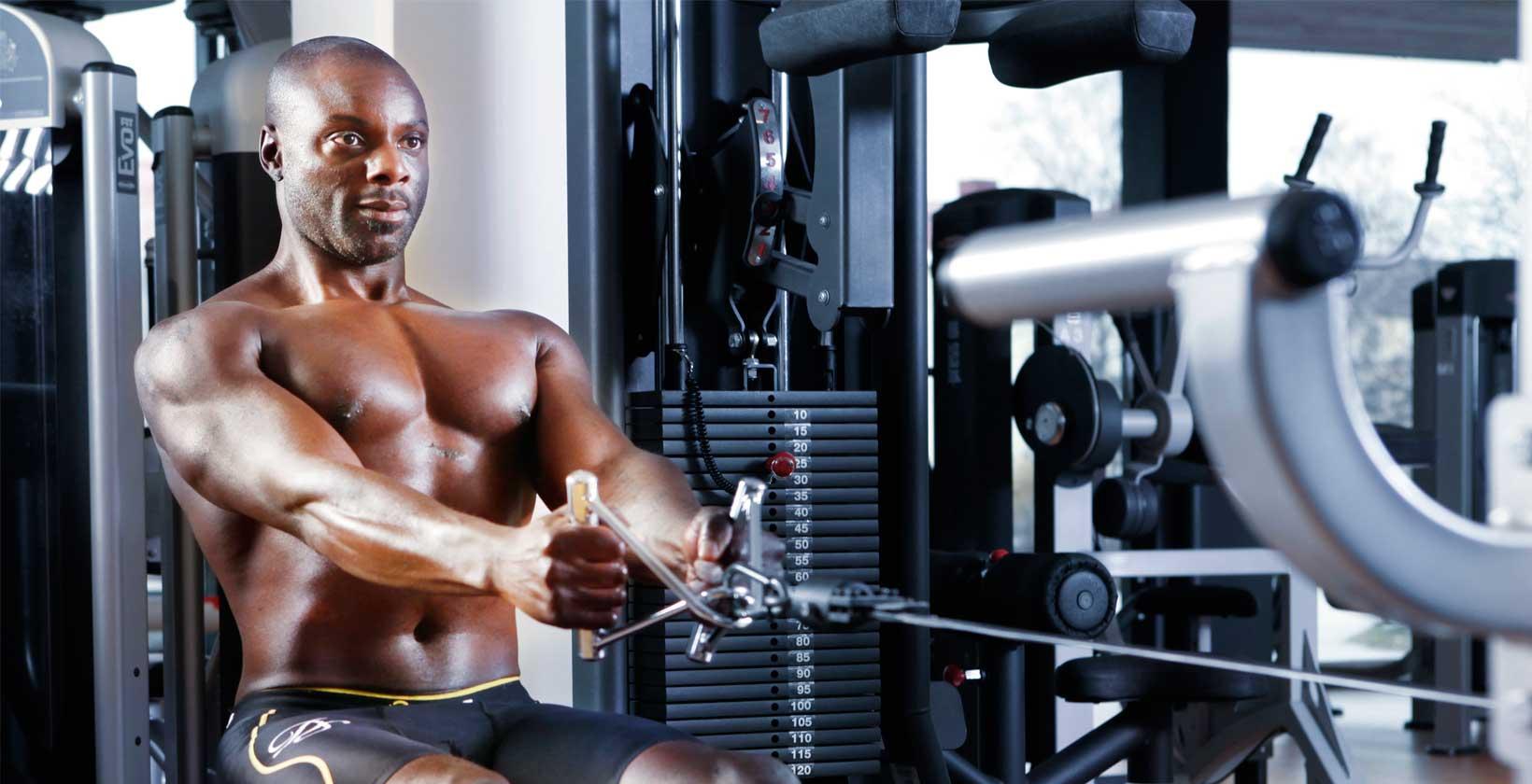 styrketräning för kvinnor över 40